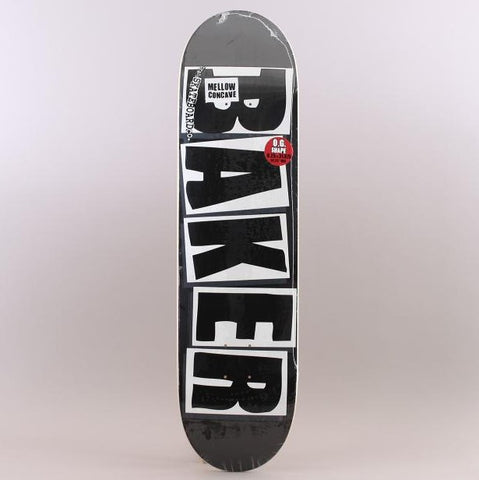 "Baker Black/White - 8,25"" deck"