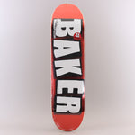 Baker deck - Red Foil