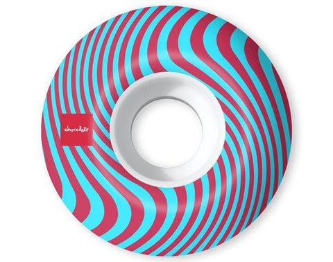"Chocolate - Psych Wave"" - 53mm"