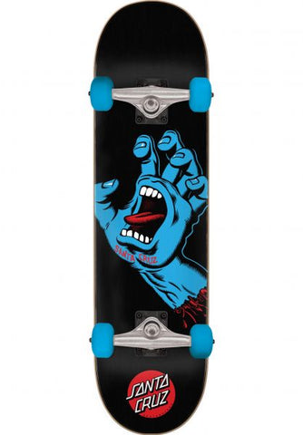Santa Cruz - Screaming Hand Skateboard 8""