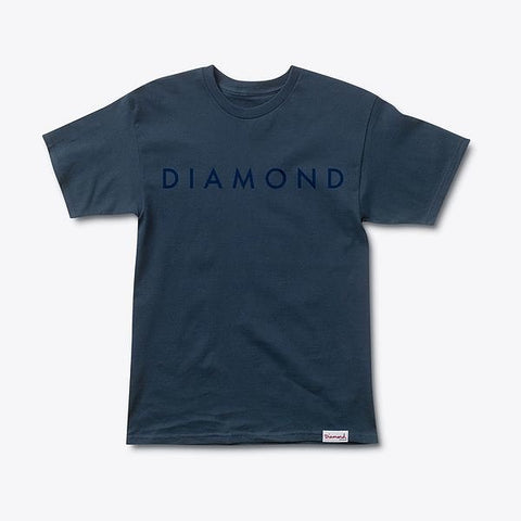 Diamond Supply co - Facet Tonal Tee