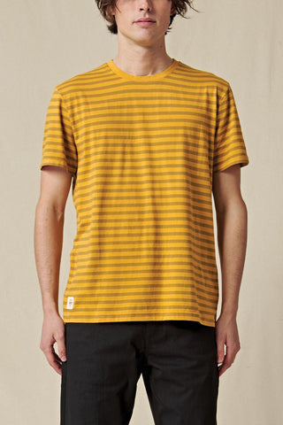 Globe - Horizon Striped Tee