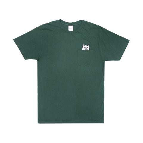 RIPNDIP - Lord Nermal Pocket Tee (Olive)