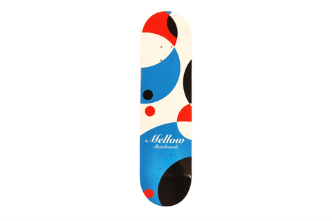 Mellow skateboard deck - Bubble