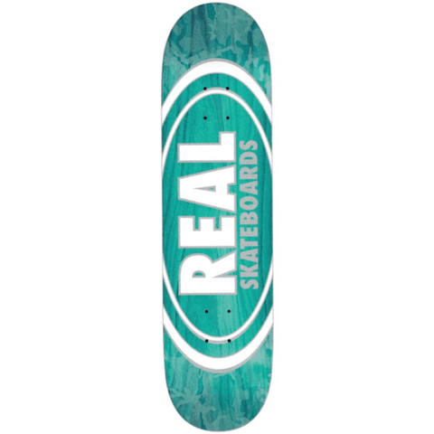 "Real - Oval Pearl Patterns 8,38"" deck"