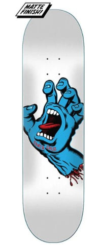 Santa Cruz - Screaming Hand deck 8,25""
