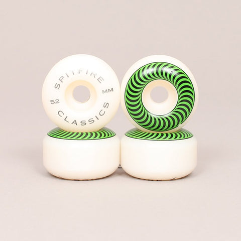 Spitfire Classic Wheels 52mm