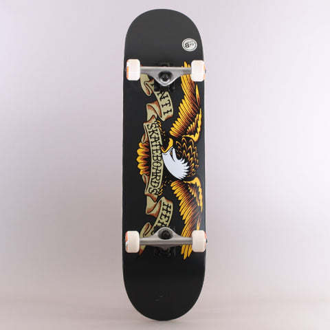 "Anti-Hero Skateboard - 8,25"" Komplet"