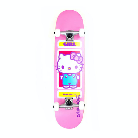 hello kitty skateboard