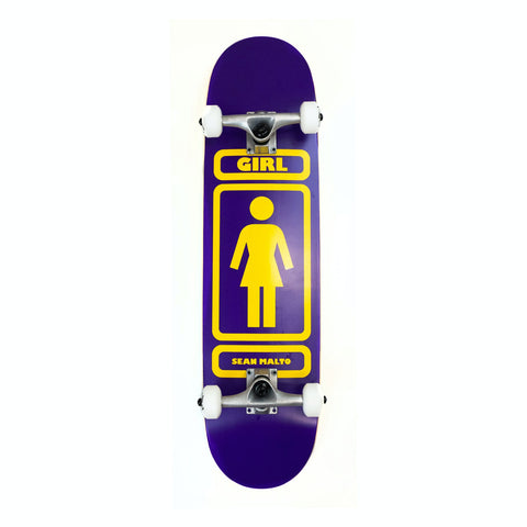 Girl skateboards complete