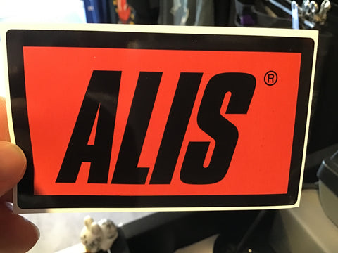ALIS sticker