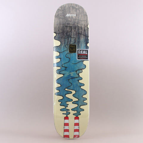"Real - Mason Clean Air 8,38"" deck"