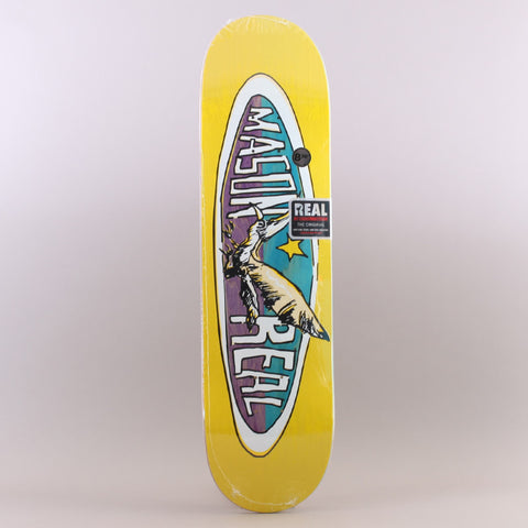"Real - Mason Oval 8,28"" deck"
