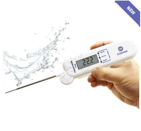 Comark P125W - Waterproof Pocketherm Folding Thermometer