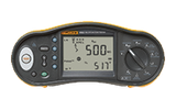 Fluke 1663 Multifunction Installation Tester with free Fluke 114 Digital Multimeter and DMS-Software.
