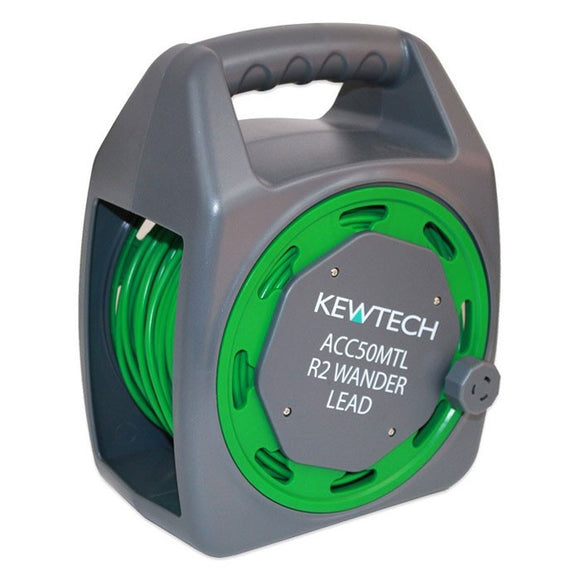 Kewtech 50M EXTENSION TEST LEAD (Wander Lead)