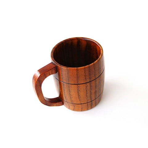 350ml Natural Wood Cup