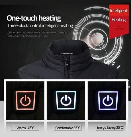 one-touch heating