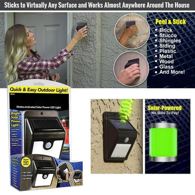 EverBrite™ Outdoor Motion-Activated Light