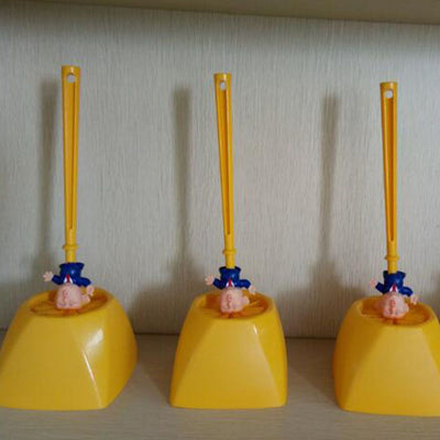 Trump Toilet Brush with holders