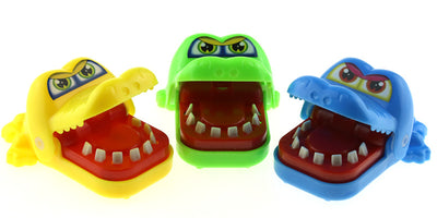 Finger Biting Crocodile Toy / Crocodile Dentist