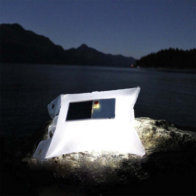 Waterproof Inflatable LED Solar Foldable Light
