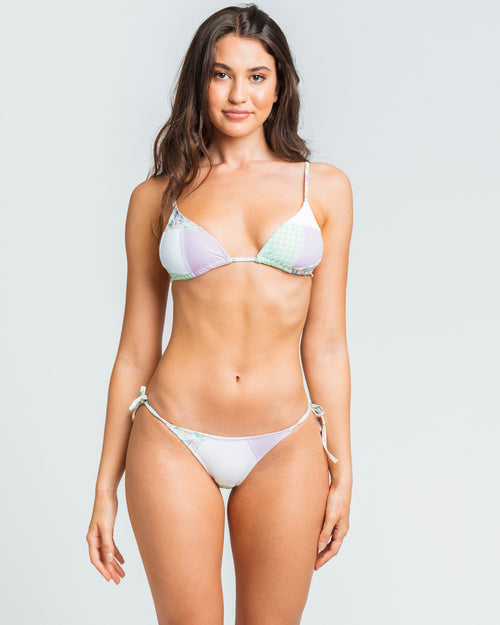 Bloom Patch Praia Tri Top