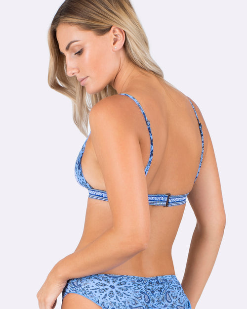 Bandana Julia Bralette Top