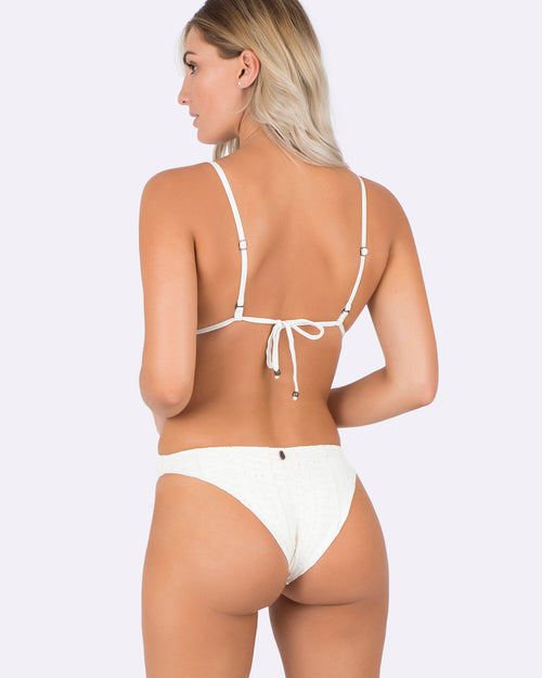 Indaia Swim Leila One Piece cheeky back