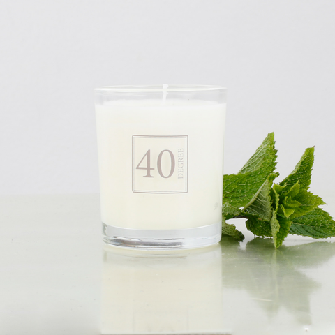 Oakmoss & Peppermint Travel Candle