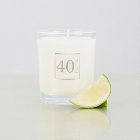 Lemongrass, Lime & Eucalyptus Travel Candle