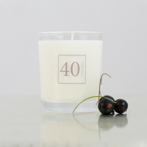 Wild Fig & Blackcurrant Travel Candle