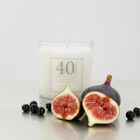 Wild Fig & Blackcurrant Candle