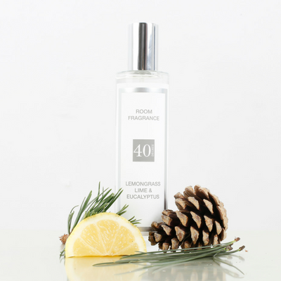 Lemongrass, Lime & Eucalyptus Room Fragrance