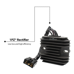 Voltage Regulator Rectifier Suzuki GSXR 600 750 1000 Hayabusa GSX1300R Intruder