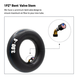 2 Heavy Duty 3.00 / 3.50-4 260x85 Inner Tube Gas Electric Pocket Bike ActiveCare
