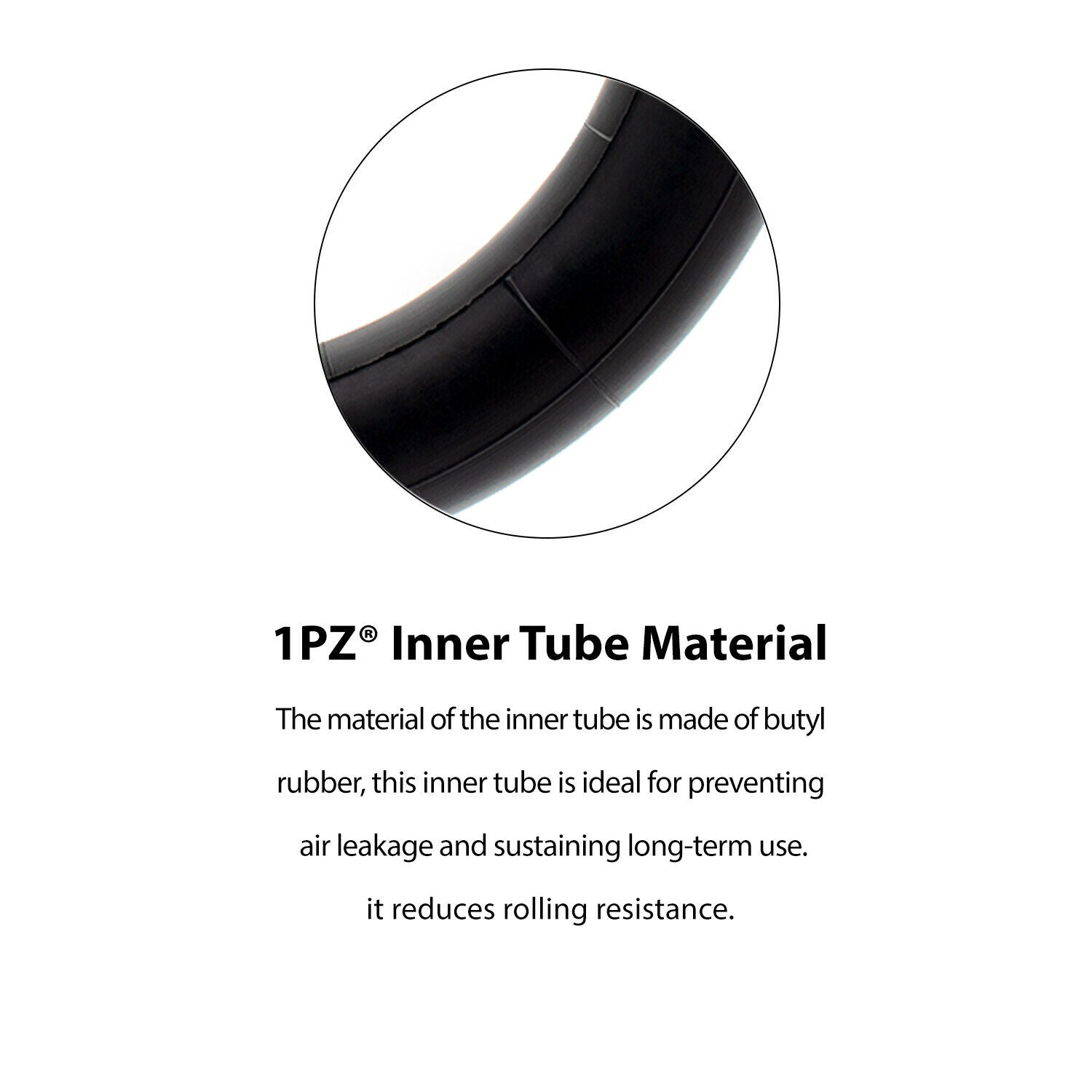 "2 Tire Inner Tube 8-1/2 x 2"" Xiaomi M365 Gotrax Gas Electric Kid Scooter Cruiser"