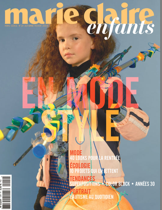 MARIE CLAIRE ENFANTS ISSUE #19 FALL/WINTER 2019