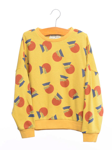 Wonder Sweatshirt - honey fuji
