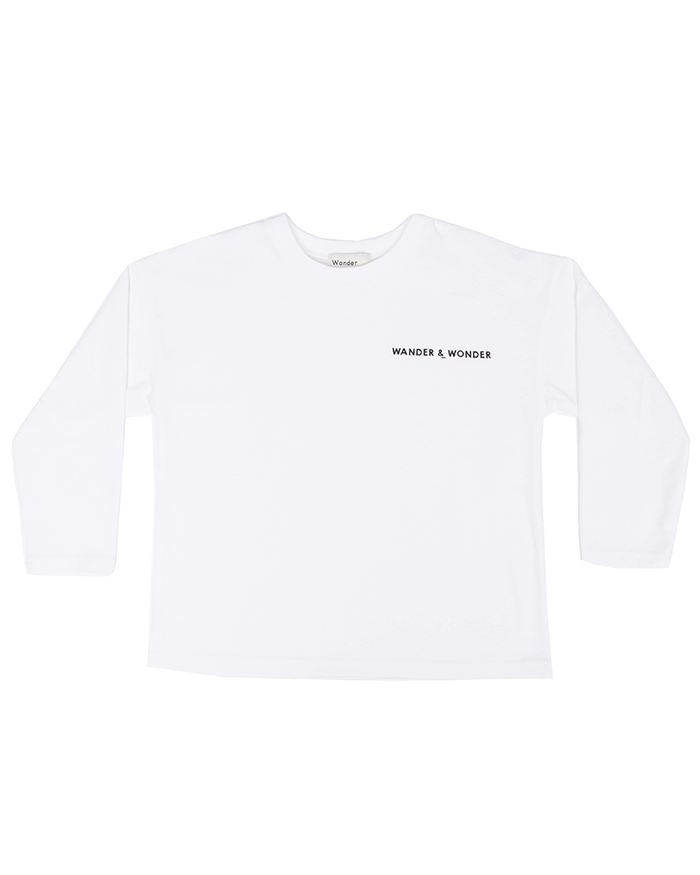 Long Sleeves Basic Tee