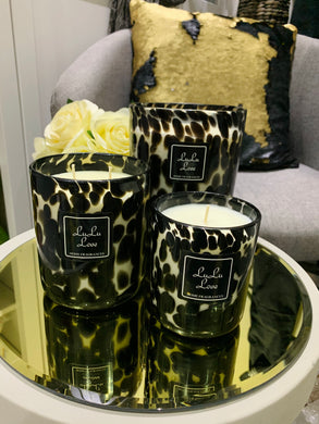 Black Dalmation Candle - Trio LIMITED EDITION SET