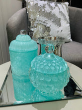 Load image into Gallery viewer, Eva Bubble Candle or Display Jar - Teal