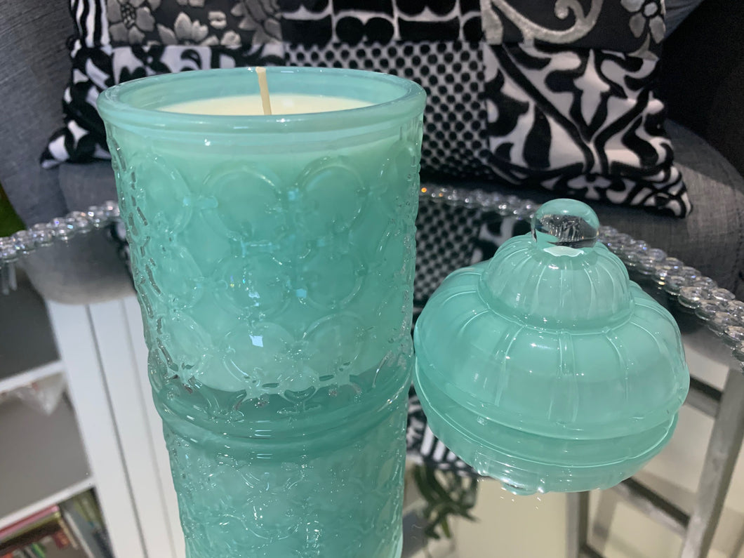 Grace Candle - Teal
