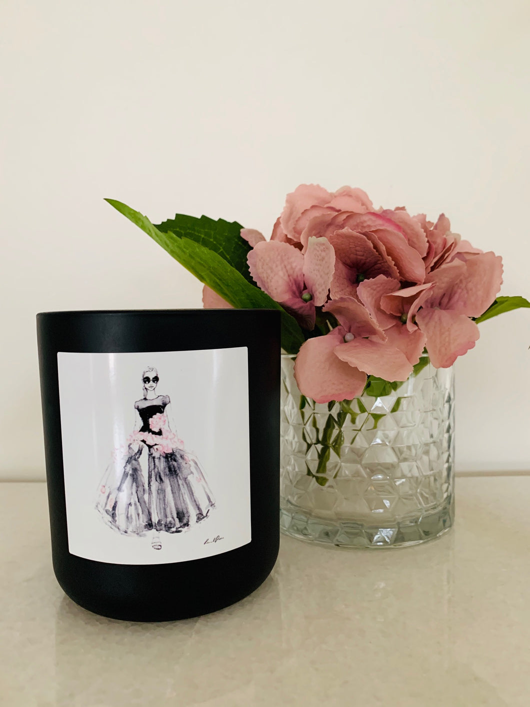 Blush Lady XL Candle