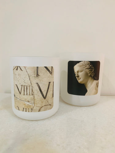Ancient Rome Candle