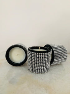Diamond Bling Votive Candles