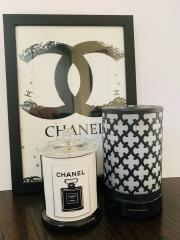 Gift Set - Chanel Candle & Electric Mist diffuser