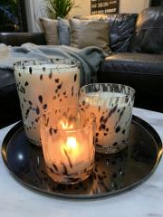 Dalmation Candle - Trio LIMITED EDITION SET