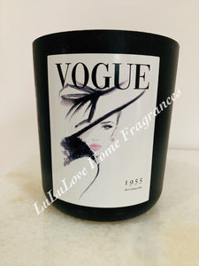 Vogue Fashion candle - XXL