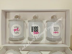Giftset Trio - GIRLBOSS SET 1